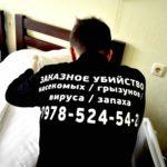 Уничтожение клопов Симферополь